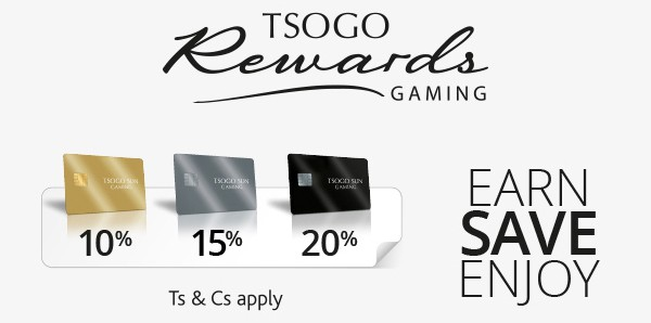 TSG - Earn, Save & Enjoy mobile banner
