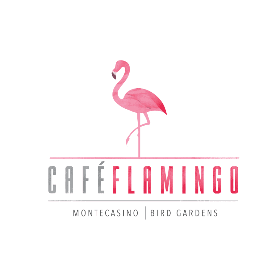 Flamingo cafe logo