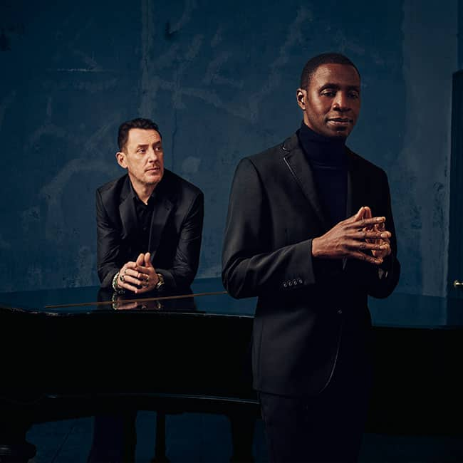 Lighthouse Family square banner