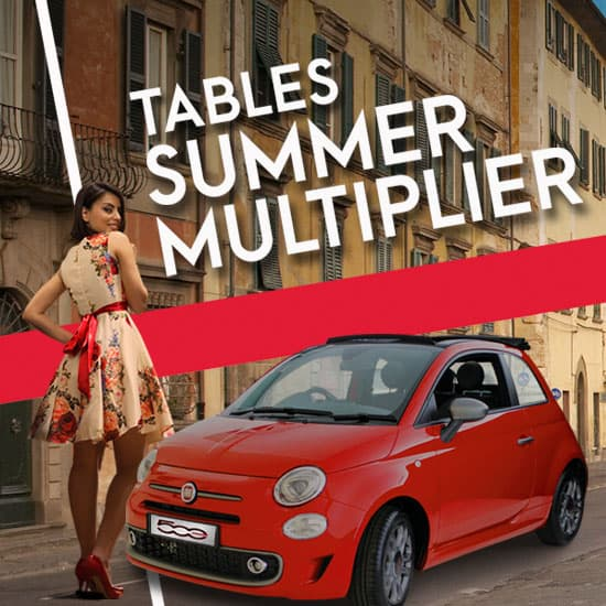 Tables Summer Multiplier square image