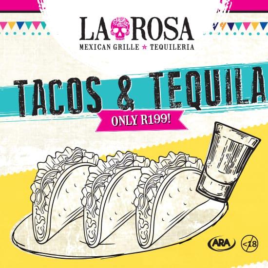 Tacos & Tequila slider image